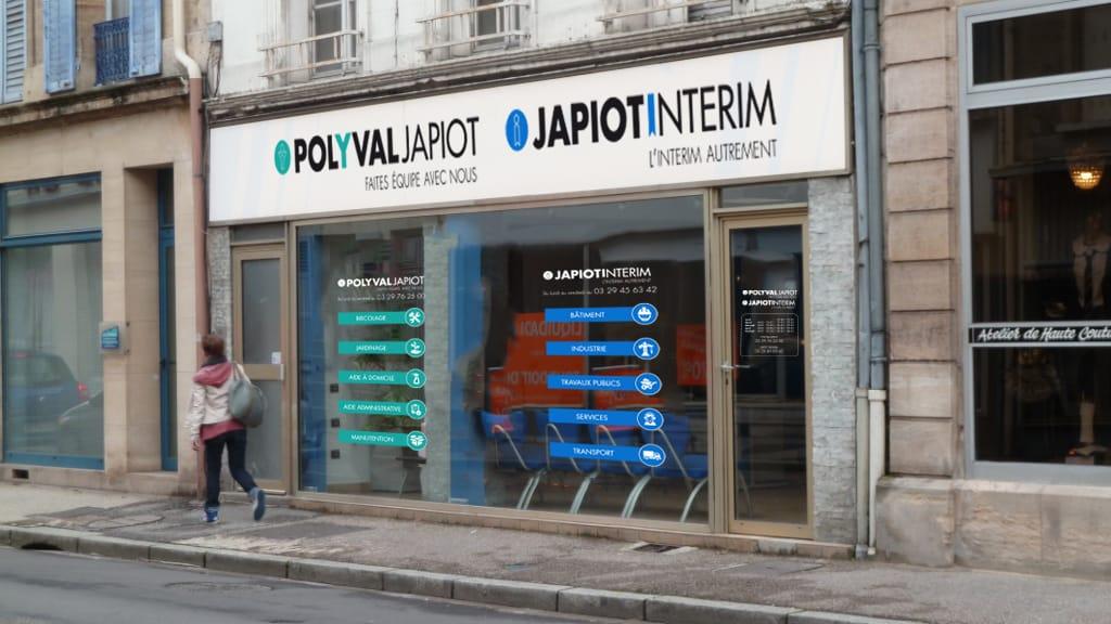 Japiot Intérim agence Bar-le-Duc